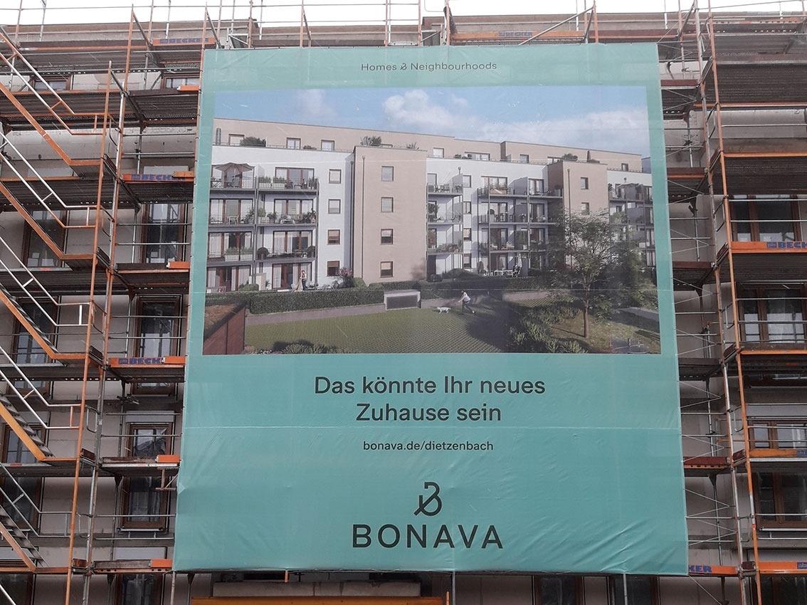 Großbanner Bonava