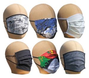 Corona Mund-Nasen-Maske