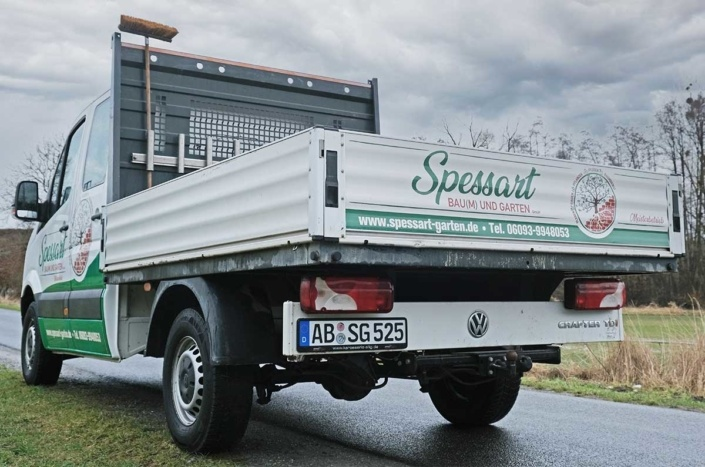 Fahrzeug Folierung Aschaffenburg